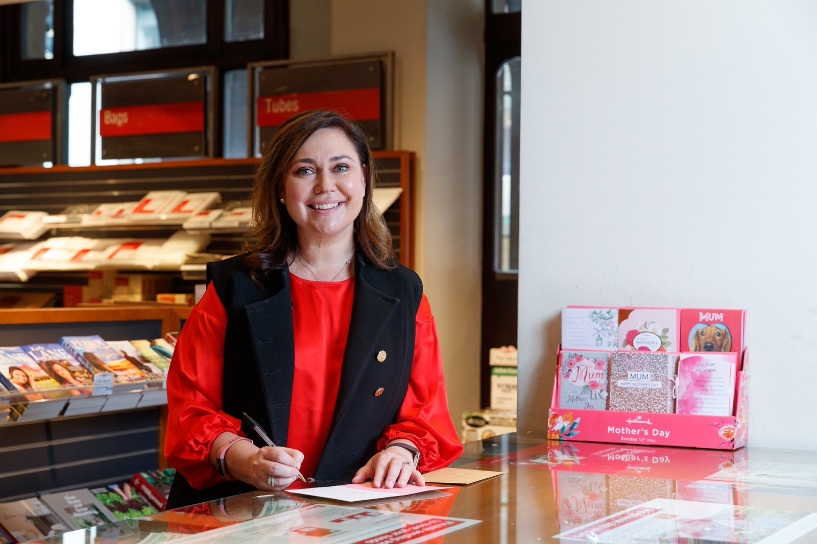 Australia Post Executive GM Nicole Sheffield