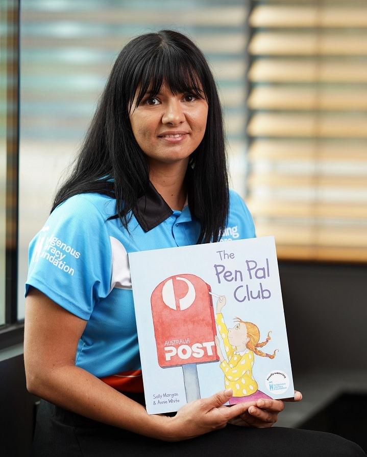 Australia Post ILF Partnership Launch