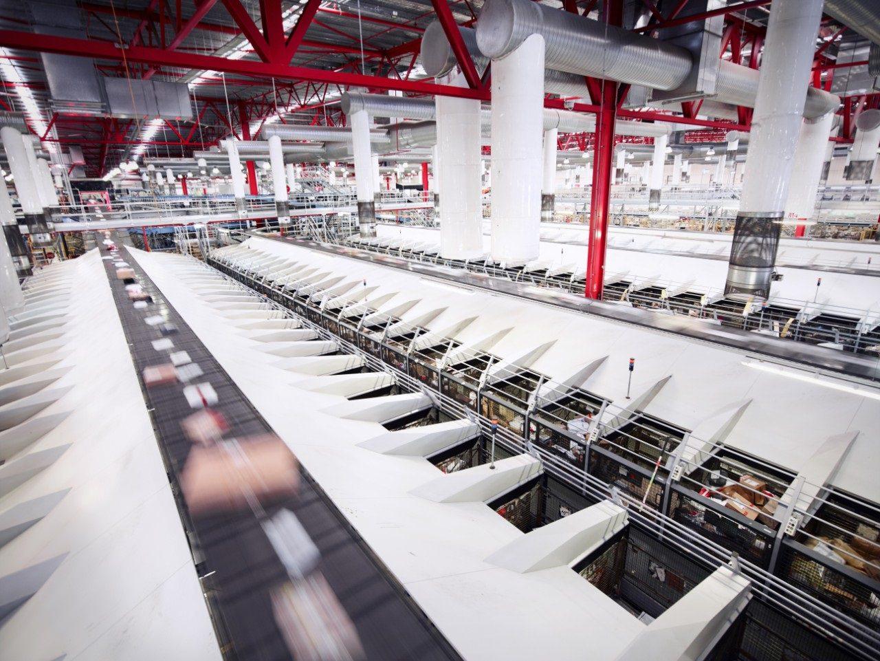Large parcel sorter   Melbourne