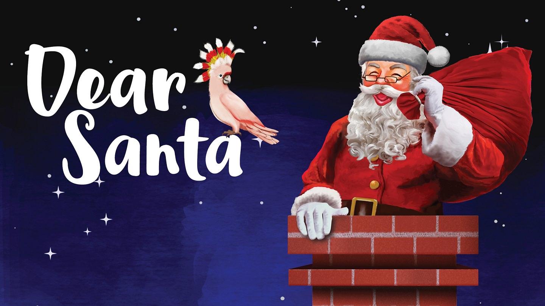 Australia Post Santa Mail lowres