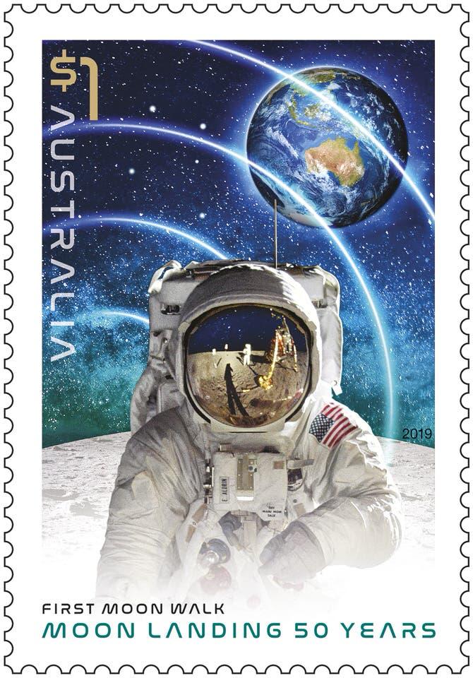 Australia Post Buzz Stamp