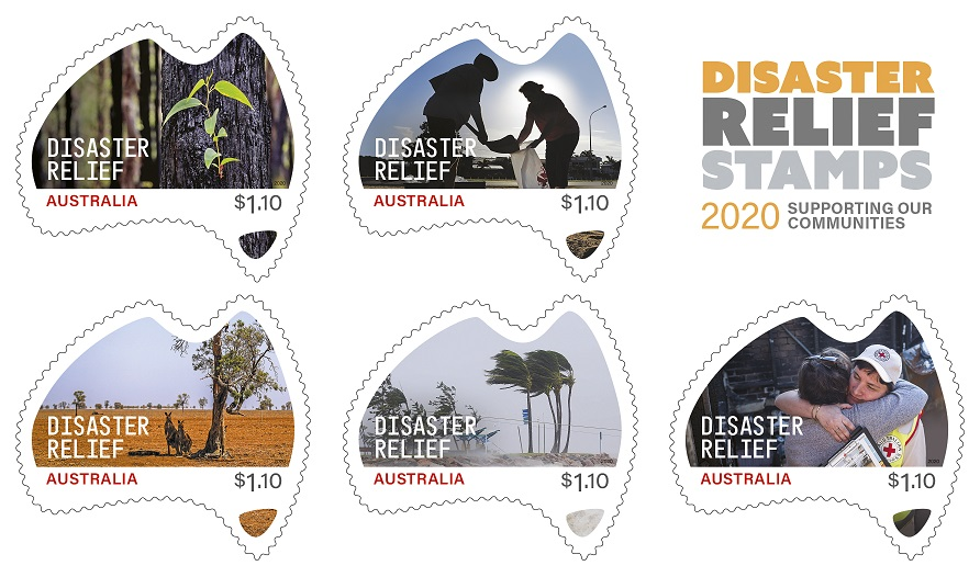 241133 Disaster Relief Bklt5 Stamp lowres